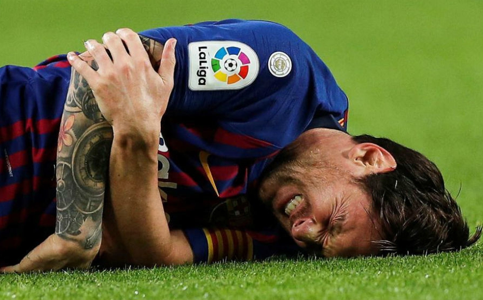 ¿Qué pasará con la recuperación de Messi?