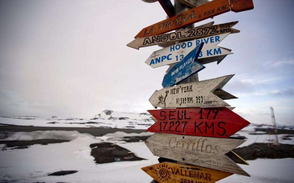 Antártica argentina aislada y segura sin casos de Covid-19