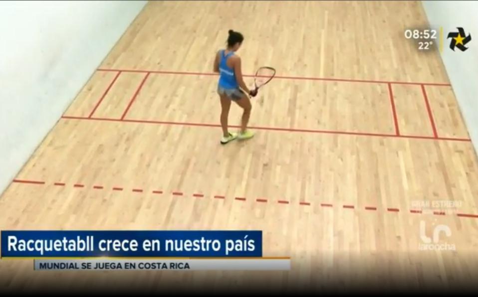 Campeonato Mundial de Racquetball se juega en Costa Rica