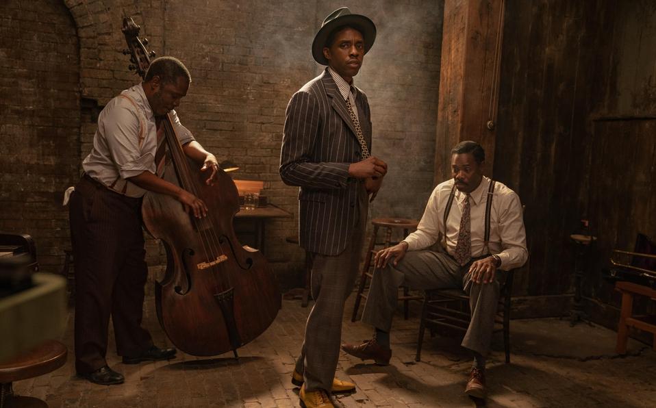 Chadwick Boseman forma parte de la película