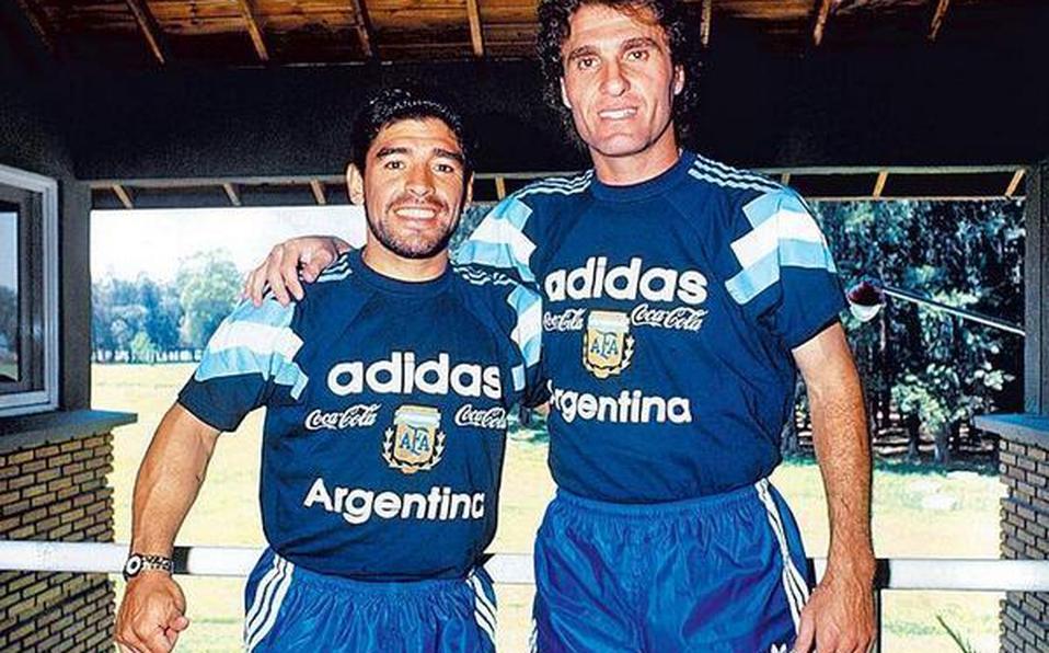 Si entrabas y veías dónde felleció Diego, te morís: La confesión que le hicieron a Oscar Ruggeri