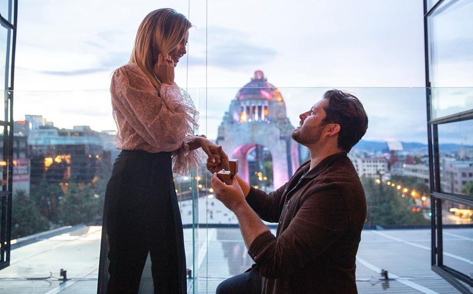 Karla Díaz, integrante de JNS, se comprometió con su novio Daniel Dayz. | Instagram @DanDayz