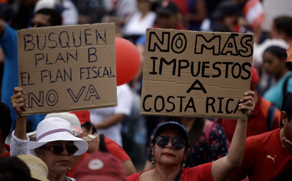 CCSS podría rebajar salario a trabajadores que participaron en huelga
