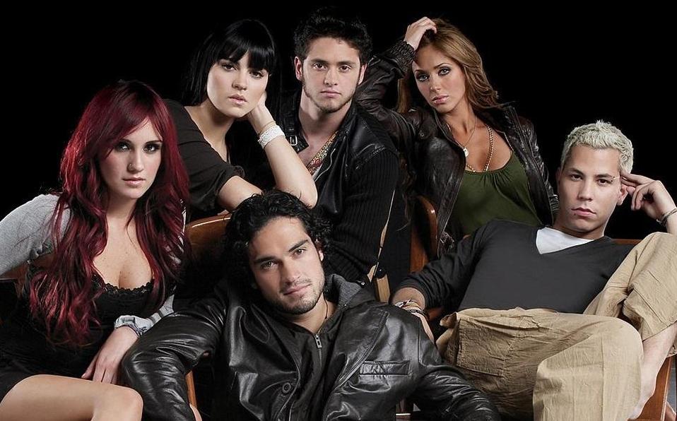 RBD es una de las bandas mexicanas más reconocidas a nivel mundial.   Las Estrellas