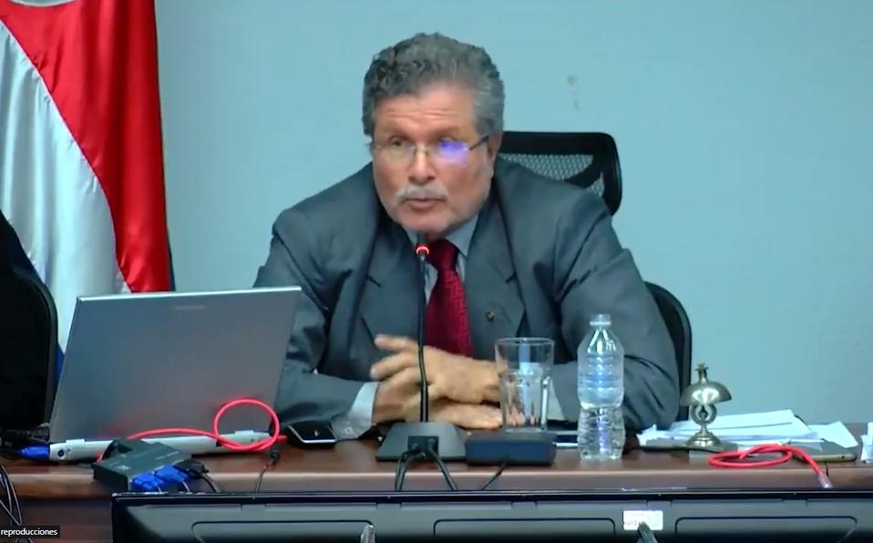 (+VDEO) Fernando Cruz no integrará Sala IV para consultar plan fiscal