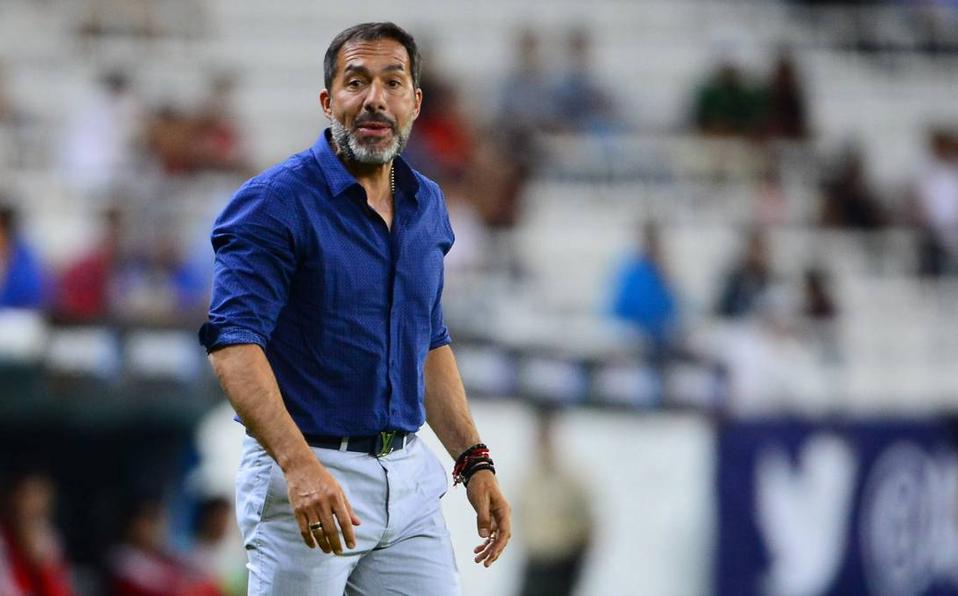 Gustavo Matosas, nuevo director técnico de 'La Sele'