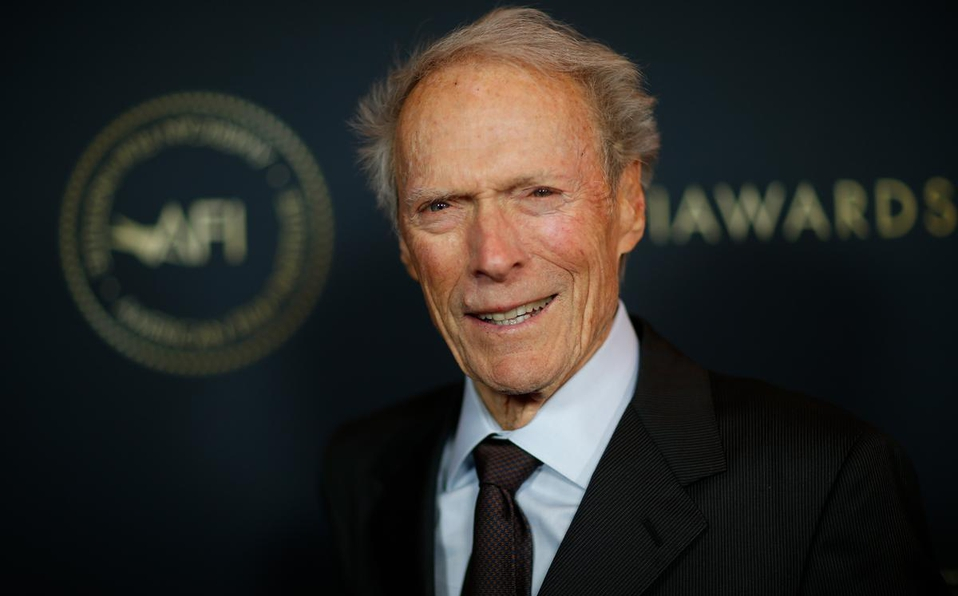 Clint Eastwood está listo para su siguiente proyecto.   Reuters