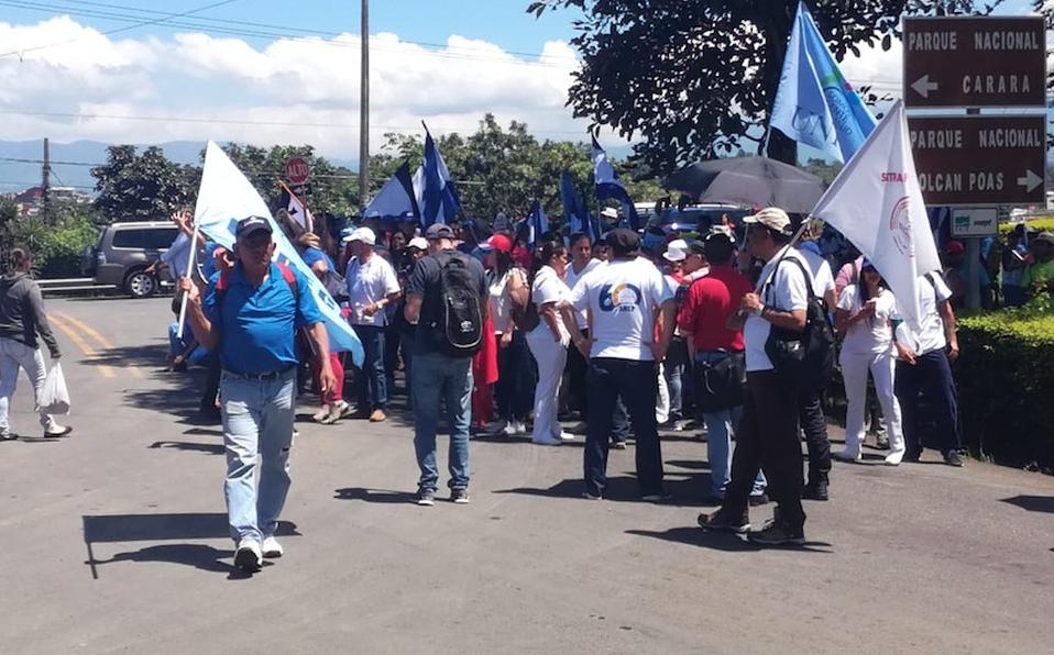 Sindicatos niegan rechazo a mediación de rectores y obispos por huelga