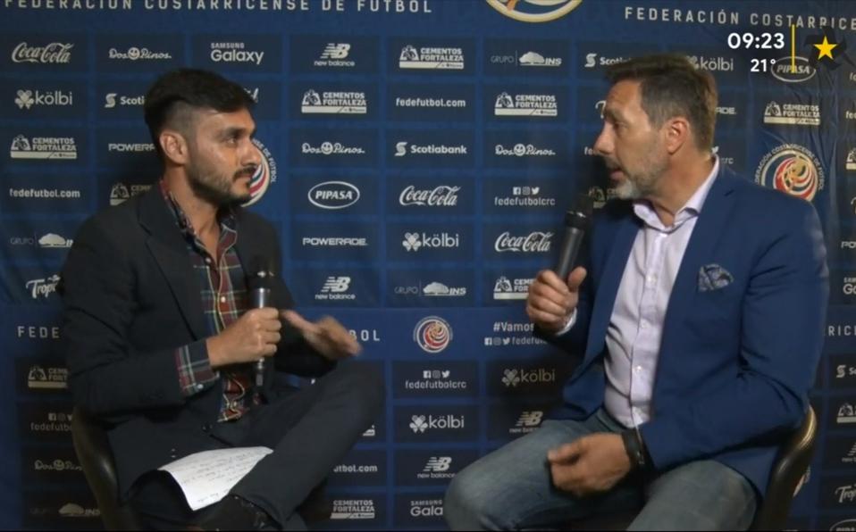 (+VIDEO) Matosas asegura quepudo iniciar antes con 'La Sele'