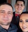 Matrimonio e hijo entre las víctimas de masacre en Buenos Aries. Foto de Facebook