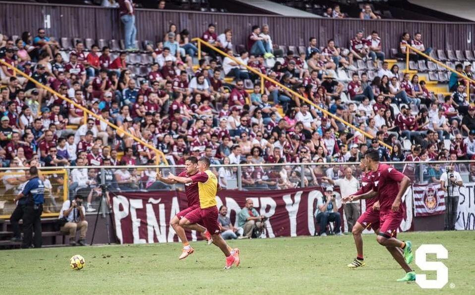 El fútbol es el deporte más seguido en nuestro país. (Foto: Deportivo Saprissa)