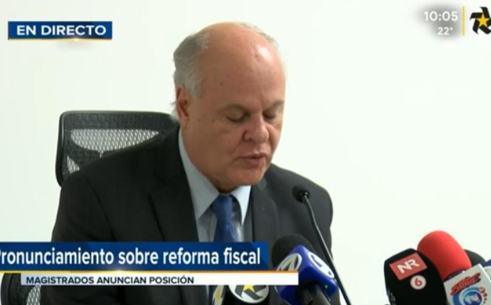 (+VIDEO) ¡Reforma Fiscal va a segundo debate!