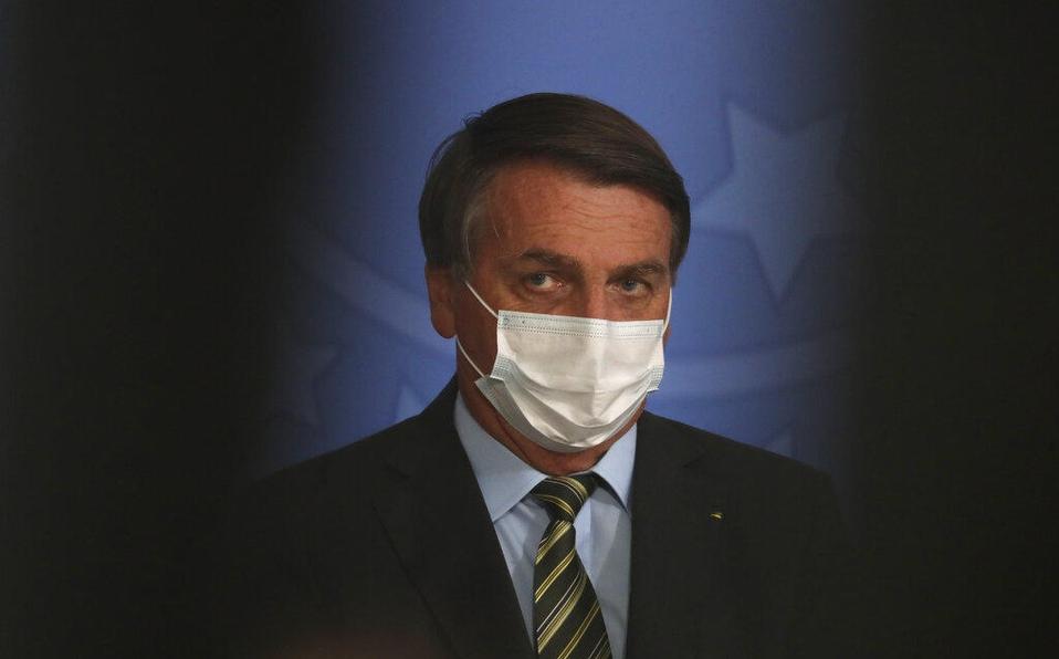 Bolsonaro dice que las vacunas para el Covid-19 no serán obligatorias en Brasil