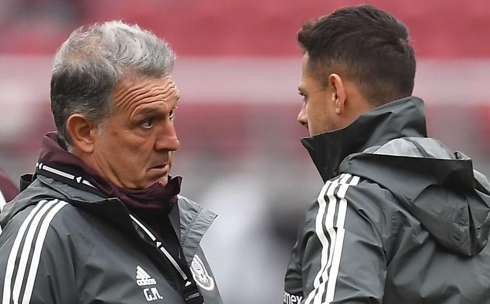 Chicharito Hernández no es tomado en cuenta para los juegos amistosos en Europa