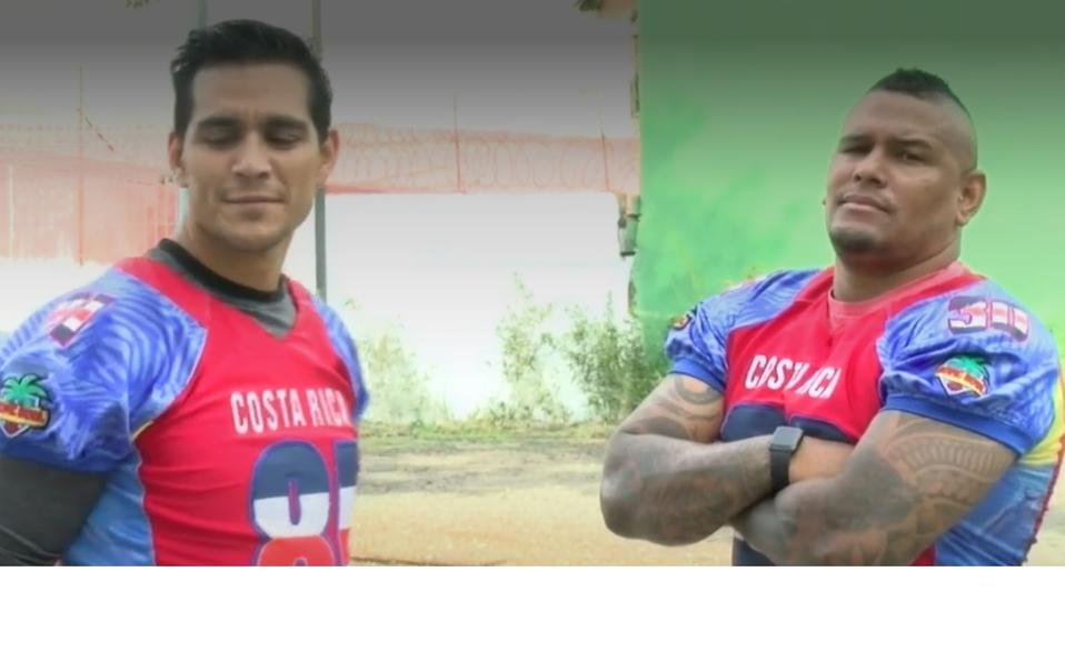 (+VIDEO) Tropic Bowl llega a Costa Rica para promover el Fútbol Americano