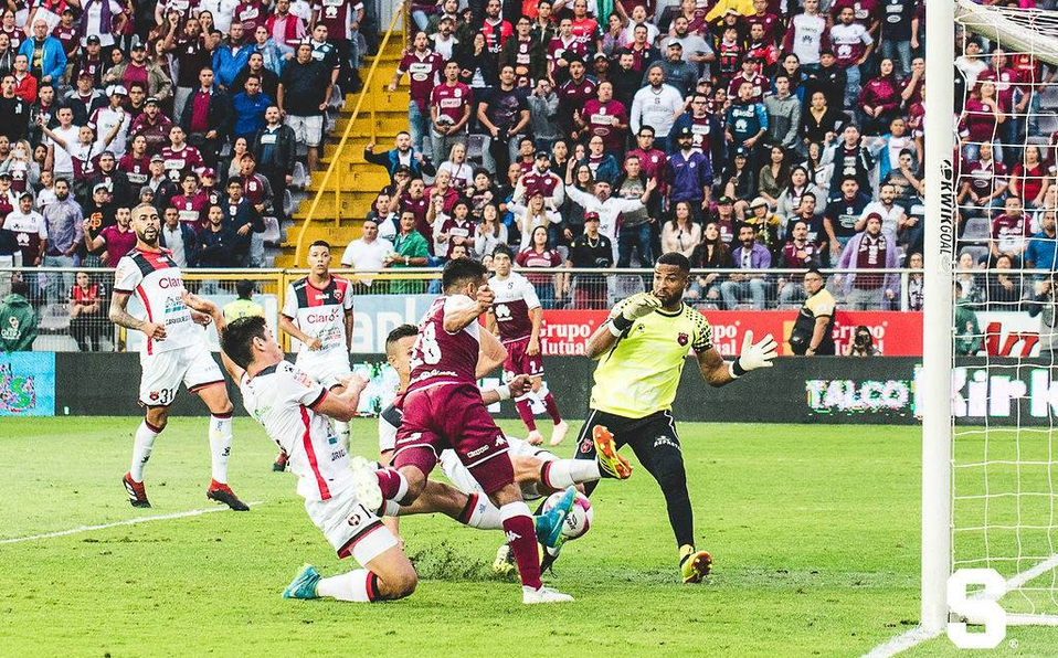 Saprissa perdió 7 de los últimos 49 juegos en el país