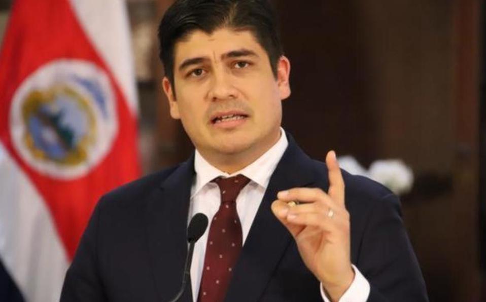 Carlos Alvarado se refirió al polémico nombramiento de Ottón Solís. (Foto: Archivo)