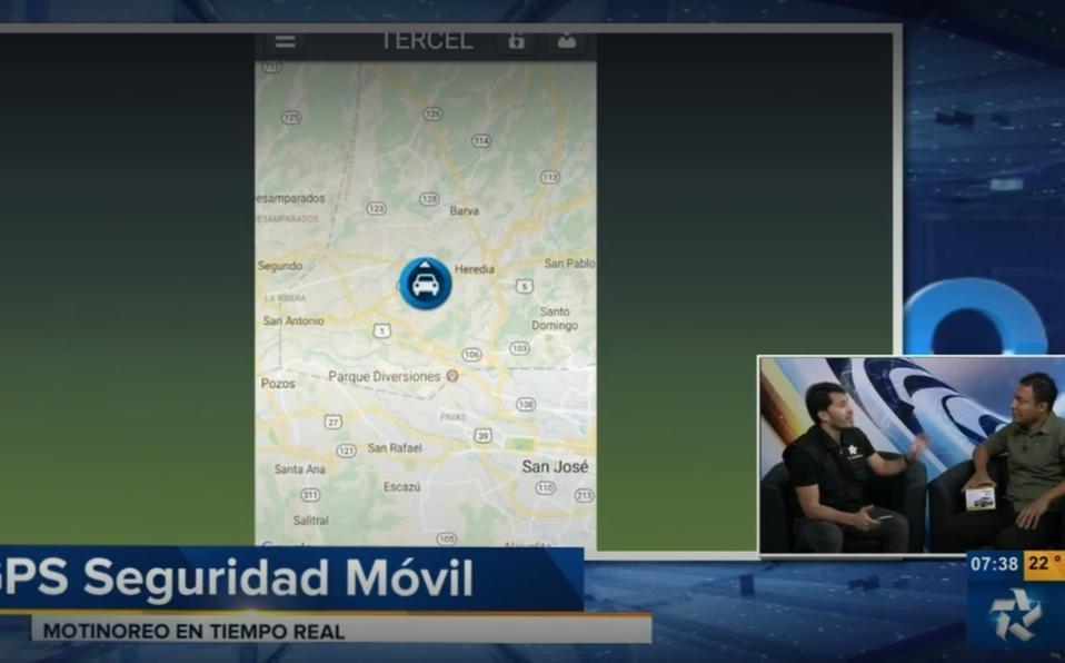 (+VIDEO) GPS permite monitorear su vehículo en tiempo real