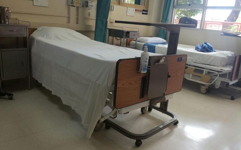 Año nuevo, camas nuevas en el Hospital Geriátrico