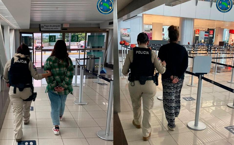 362 personas fueron detenidos en el Aeropuerto Internacional Juan Santamaría y 38 en el Aeropuerto Internacional Daniel Oduber Quirós.(Fuente :Ministe