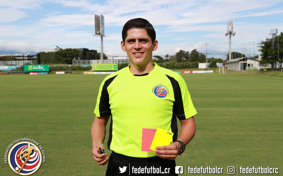 Foto: Facebook Federacción Costarricense de Fútbol
