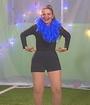 Jill Paer desata comentarios en redes sociales con el baile de la 'Mosca'