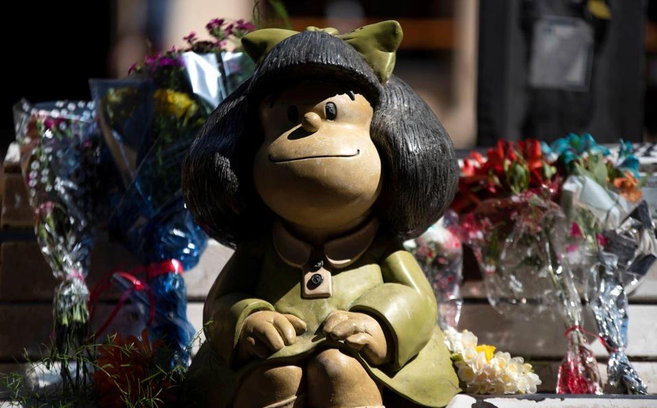 Argentina decreta duelo nacional por la muerte de Quino, creador de Mafalda