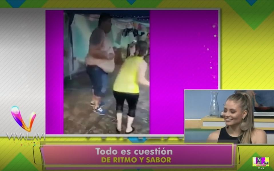 (+VIDEO) El baile es cuestión de actitud