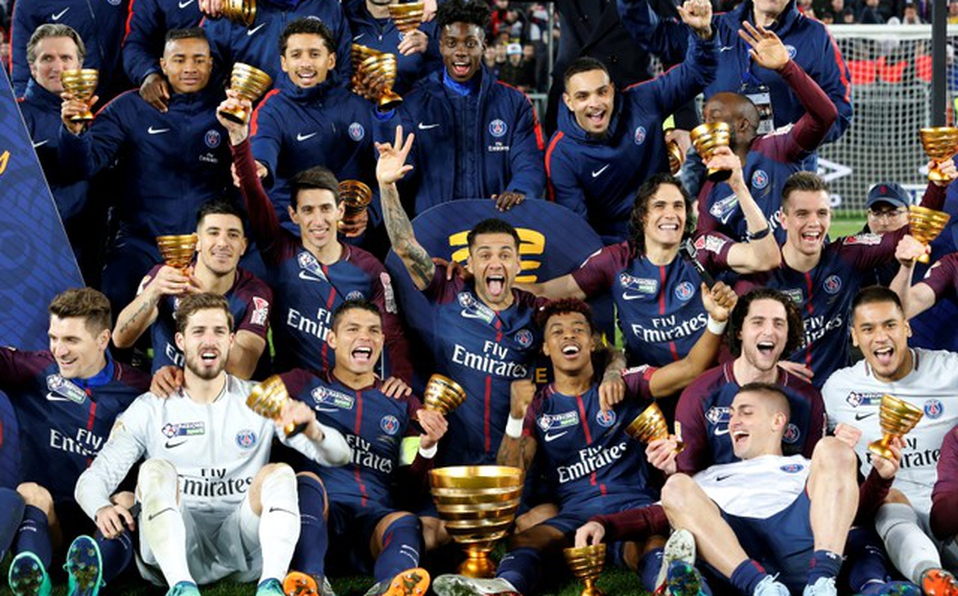 El jugador del PSG que celebró 1 año sin jugar