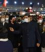 La sorpresiva llegada de Nicolás Maduro a CELAC en México (VIDEO)