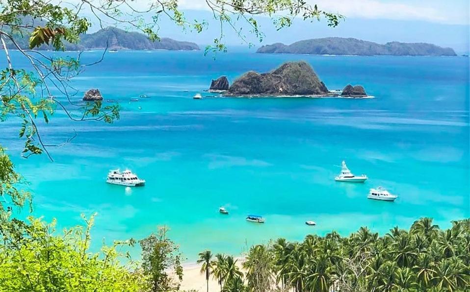 Los climas de las playas de nuestro país son de los mas gustados por turistas. (Foto: Pinterest)