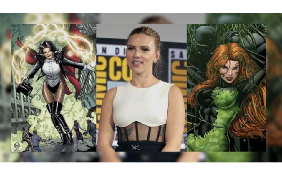 Scarlett Johansson rompió vínculo con Disney