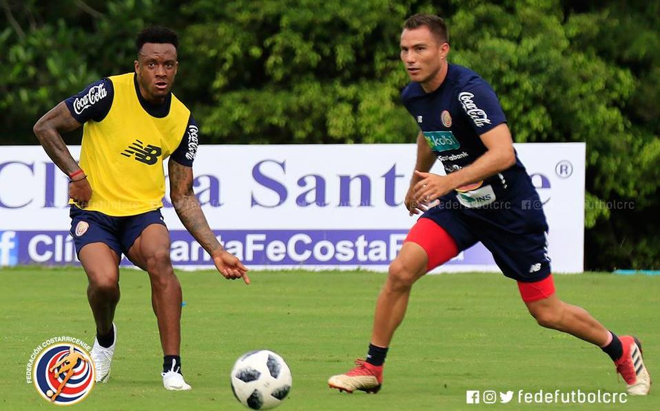 Kenner Gutiérrez toma el campo de Ronald Matarrita en el Mundial