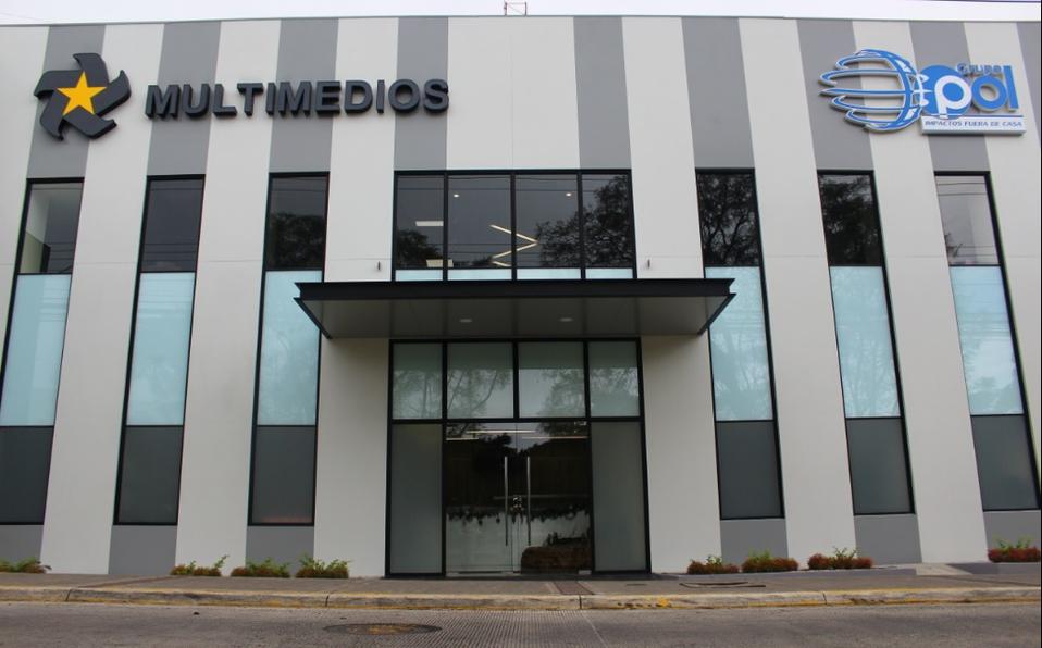¡Gran inauguración! Multimedios estrena casa en Costa Rica