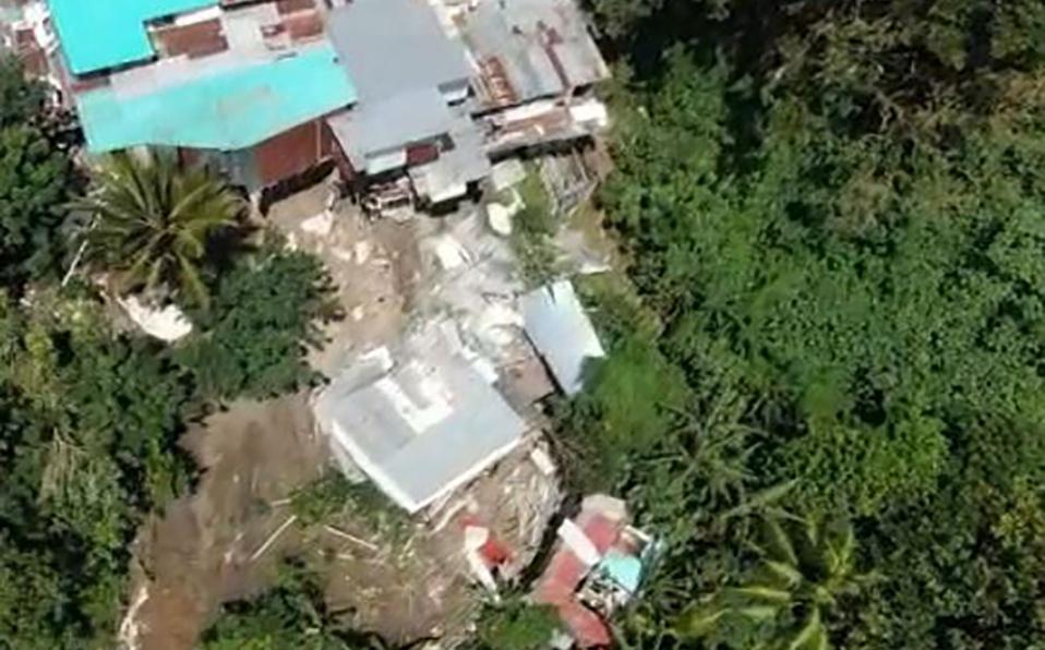 La onda tropical #35 estará cruzando Costa Rica este viernes. (Foto: Captura)