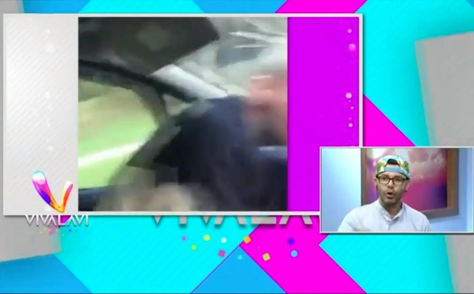 (+VIDEO) Por eso hay que usar cinturón de seguridad