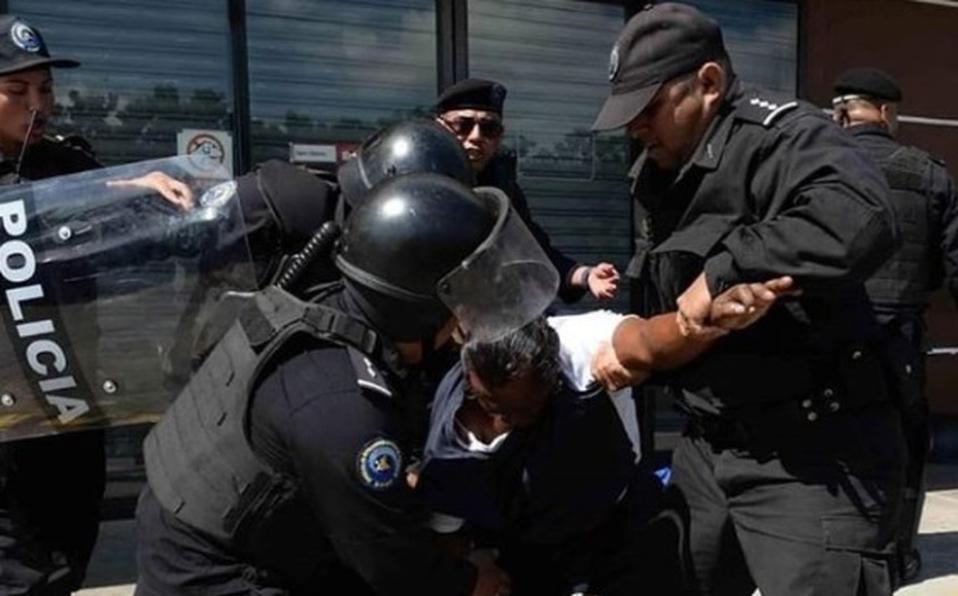 Denuncian detención de costarricense en protestas de Nicaragua