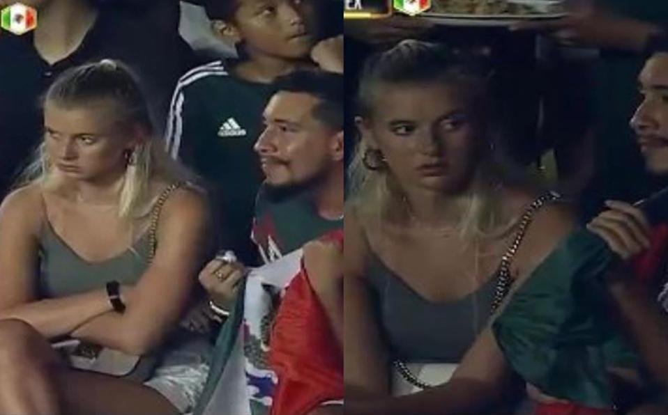 Alfredo reveló que la molestia de su novia inició antes del ingresar al estadio. (Foto: Archivo)