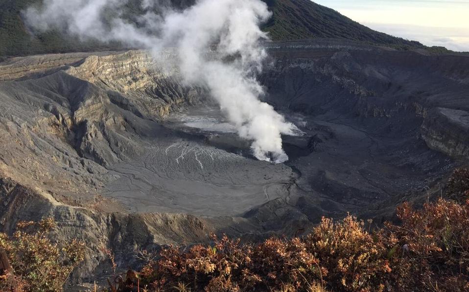 Volcán Poás es el más visitado en el país. (Foto: Archivo)