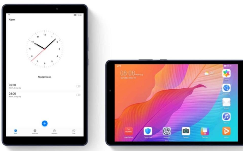 Tableta Huawei MatePad T8:ideal para teletrabajo y clases virtuales