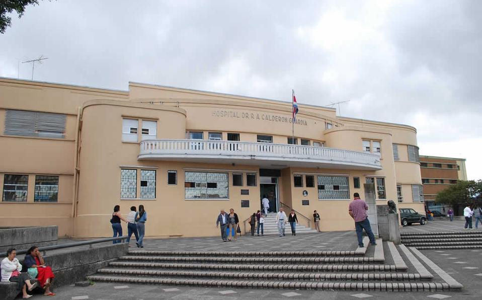 Hospital Calderón Guardia iniciaobras paramejorar atención