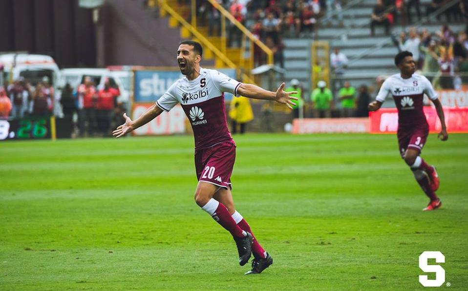 Mariano Torres anotó el golazo de la fecha 18