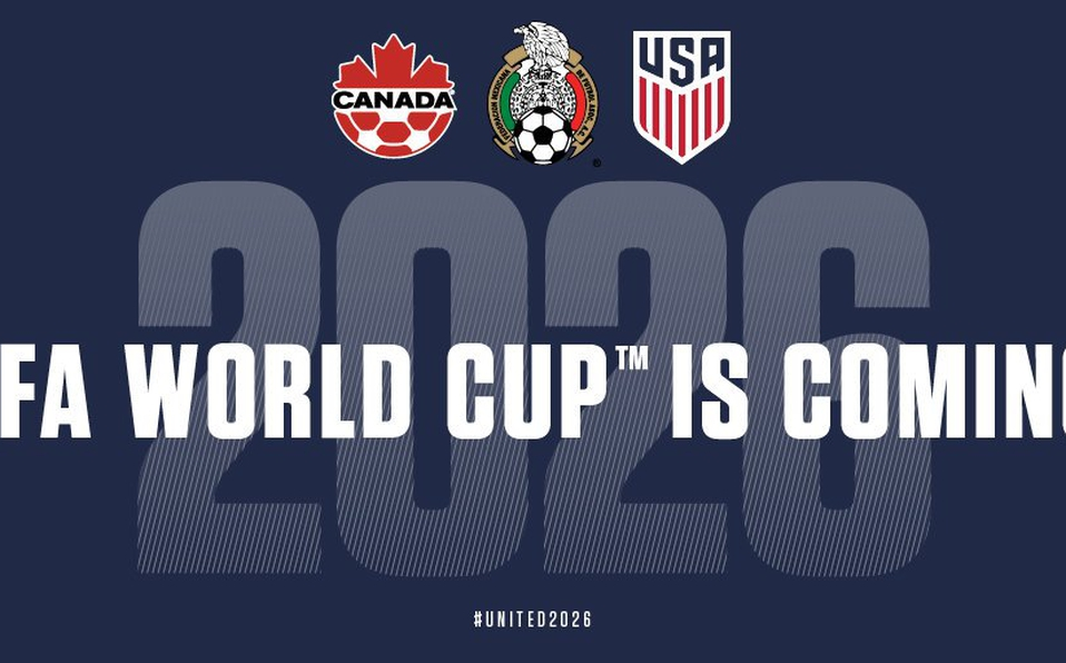 EEUU, México y Canadá organizarán el Mundial 2026