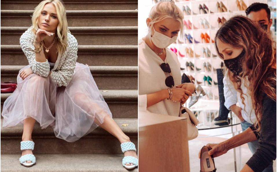 Irina Baeva sigue disfrutando de su estancia en Nueva York. | Instagram @IrinaBaeva