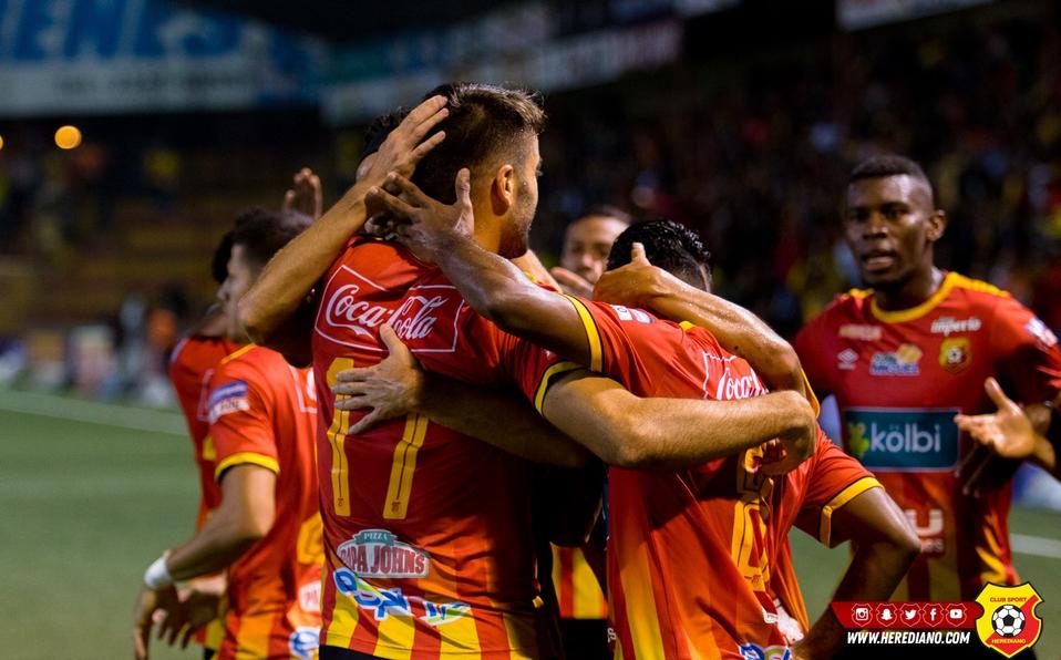 Foto: Fcebook Club Sport Herediano