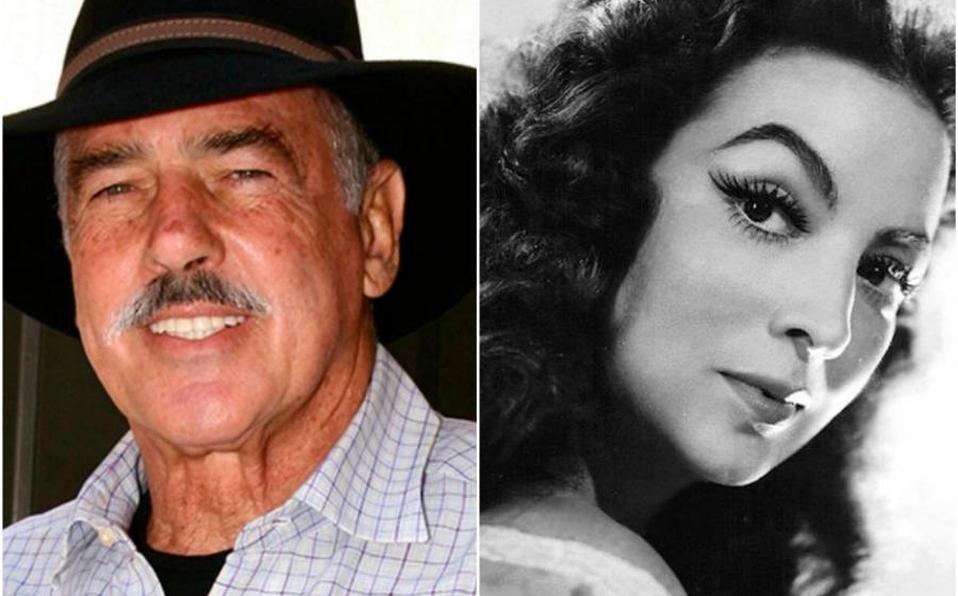 Andrés García contó que quería trabajar con la actriz María Félix.   Agencia México