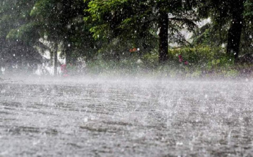 Fin de semana llega con intensos aguaceros y tormentas
