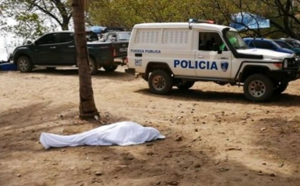 Adulto mayor se ahoga en playa de Guanacaste