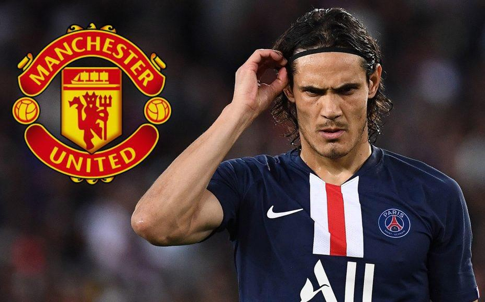 Oficial: Cavani al Manchester United