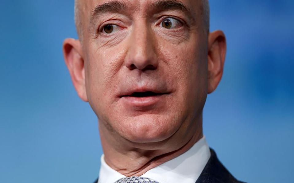 Jeff Bezos, fundador de Blue Origin y CEO de Amazon. (Foto: Reuters)